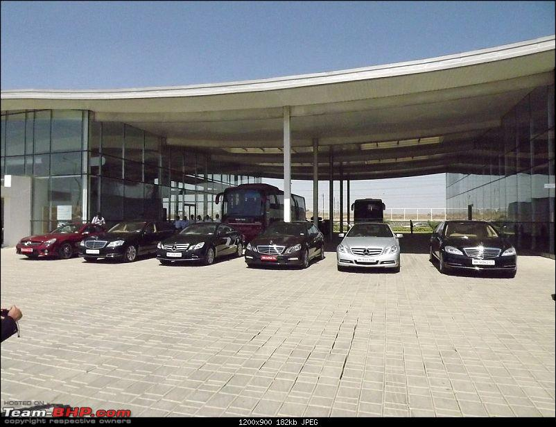 PICS : A Day at the Mercedes Factory (Chakan, MH)-drive-1.jpg