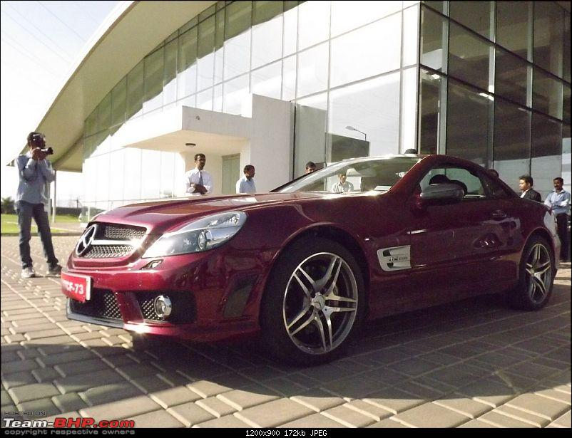 PICS : A Day at the Mercedes Factory (Chakan, MH)-drive-9.jpg