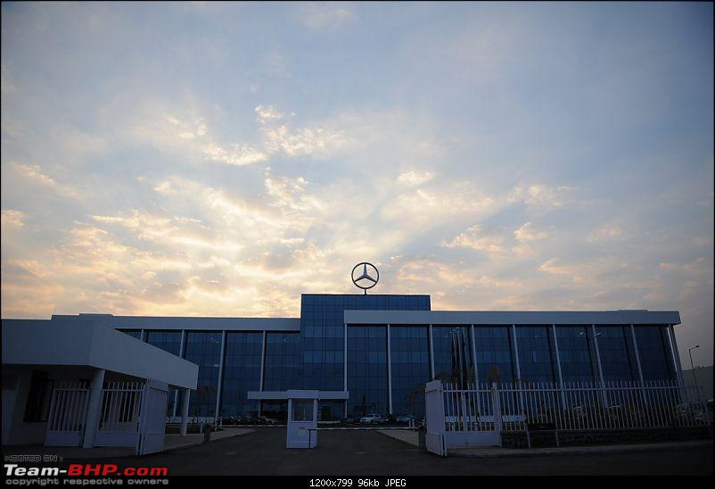 PICS : A Day at the Mercedes Factory (Chakan, MH)-sunrise-mercedesbenz.jpg
