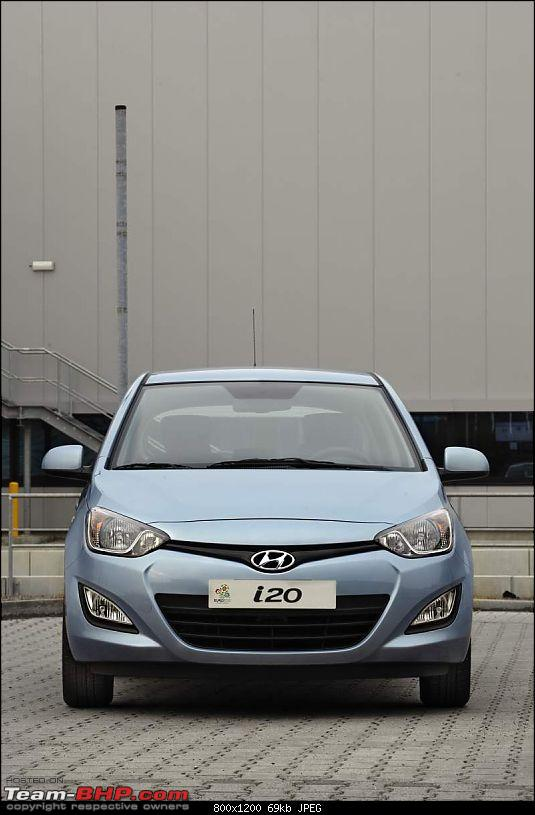 Hyundai i20 Face-Lift (2012) Spotted for the first time in India on Pg. 2-i20front.jpg
