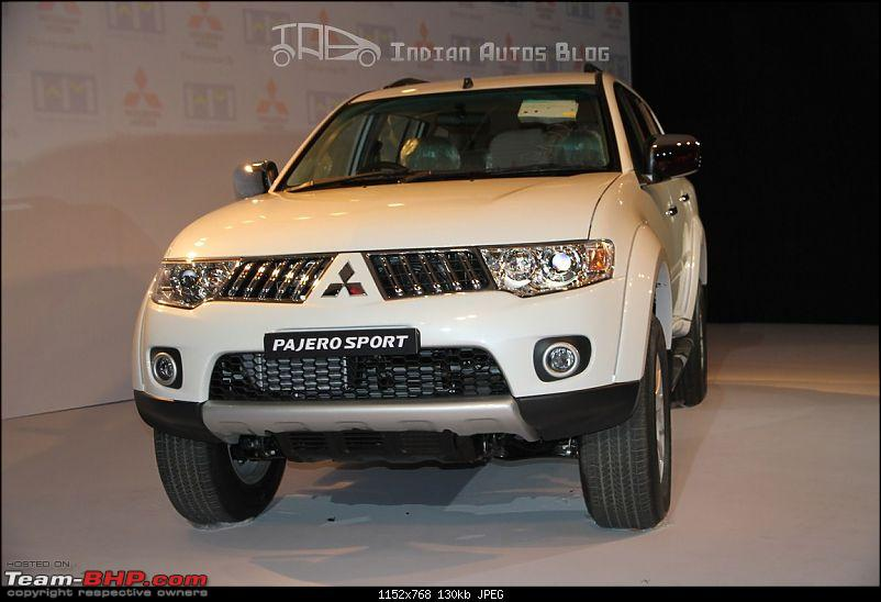 New Mitsubishi Pajero Sport! *UPDATE* Price reduced to 22.56 Lakh!-mitsubishipajerosportindialaunch2.jpg