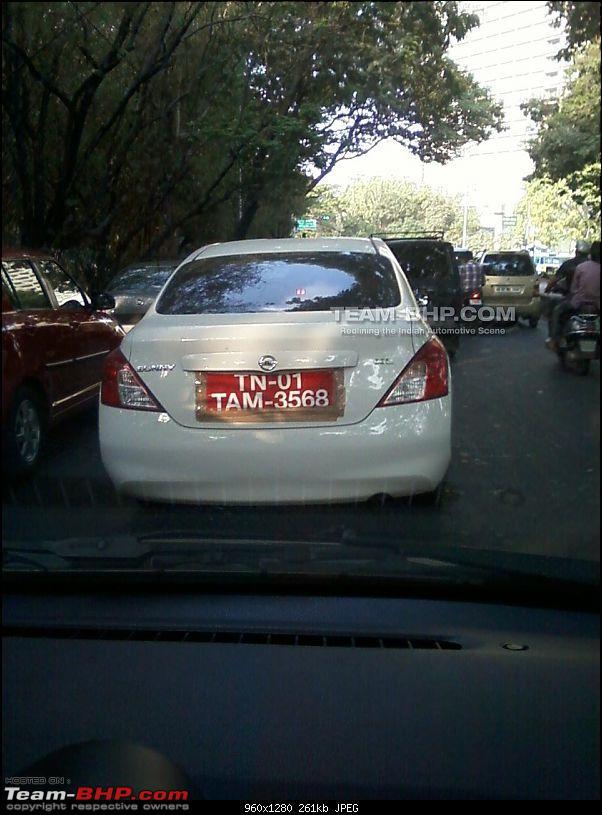 SCOOP! Nissan Sunny CVT (Automatic) spotted-sunny-cvt.jpg