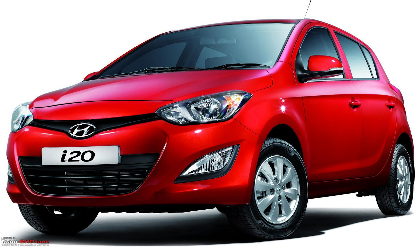 face lifted hyundai i20 i gen launched lakhs team bhp. Black Bedroom Furniture Sets. Home Design Ideas