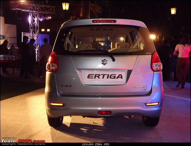 Maruti Ertiga 7-Seater : Auto Expo 2012-rear-full.jpg