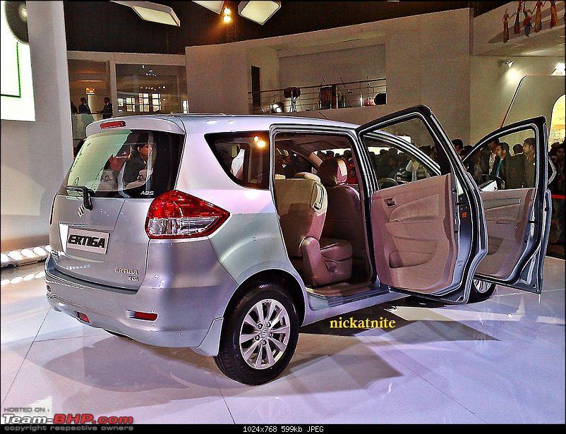 Maruti Ertiga 7-Seater : Auto Expo 2012-249.jpg