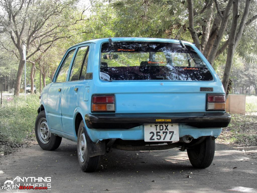 *Rumour* : Maruti 800 Production To End In April 2012