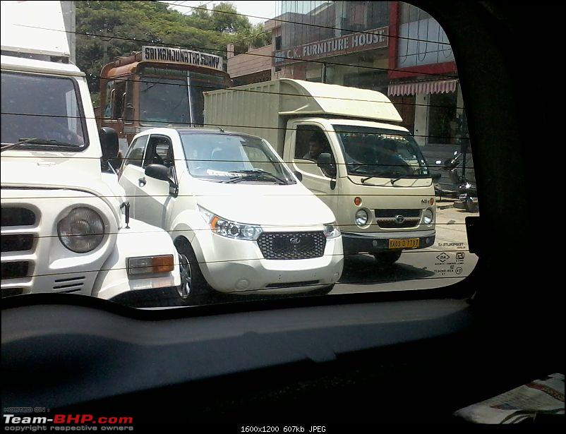 """SCOOP : Detailed Reva NXR pictures. UPDATE: Badged as the """"E2O""""-20120419-12.13.36.jpg"""