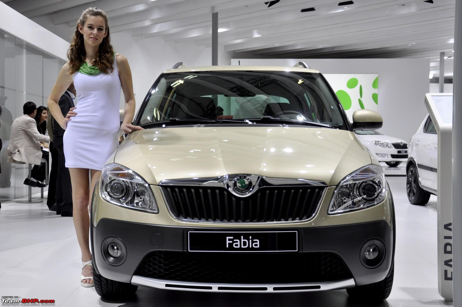 skoda fabia scout launched lakhs team bhp. Black Bedroom Furniture Sets. Home Design Ideas