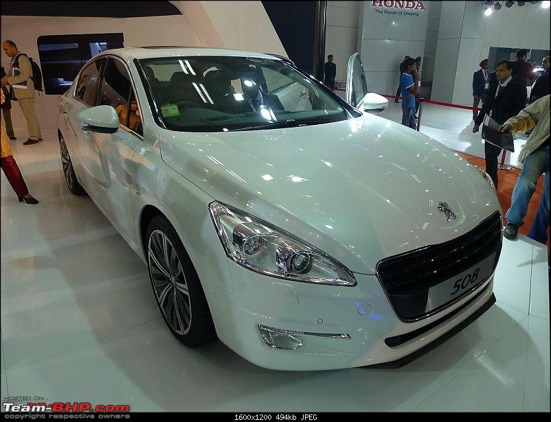 Peugeot ditches Gujarat Factory plans. GM unwilling to let Peugeot use its plants-508.jpg