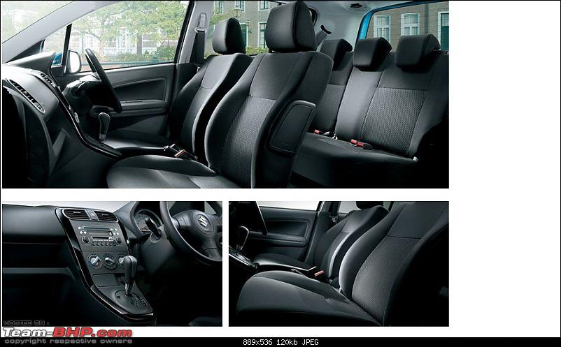 Facelifted Maruti Ritz round the corner?-ritz-interior2.jpg