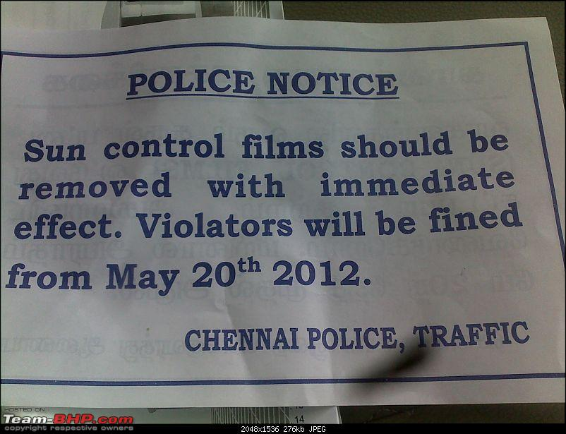 Car tints banned by HC! EDIT: Supreme Court bans all kinds of sunfilms in cars-19052012065.jpg
