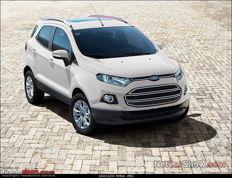 Ford EcoSport Preview @ Auto Expo 2012. EDIT : Indian Spy Pics on Pg. 33-fordecosportwhite.jpg