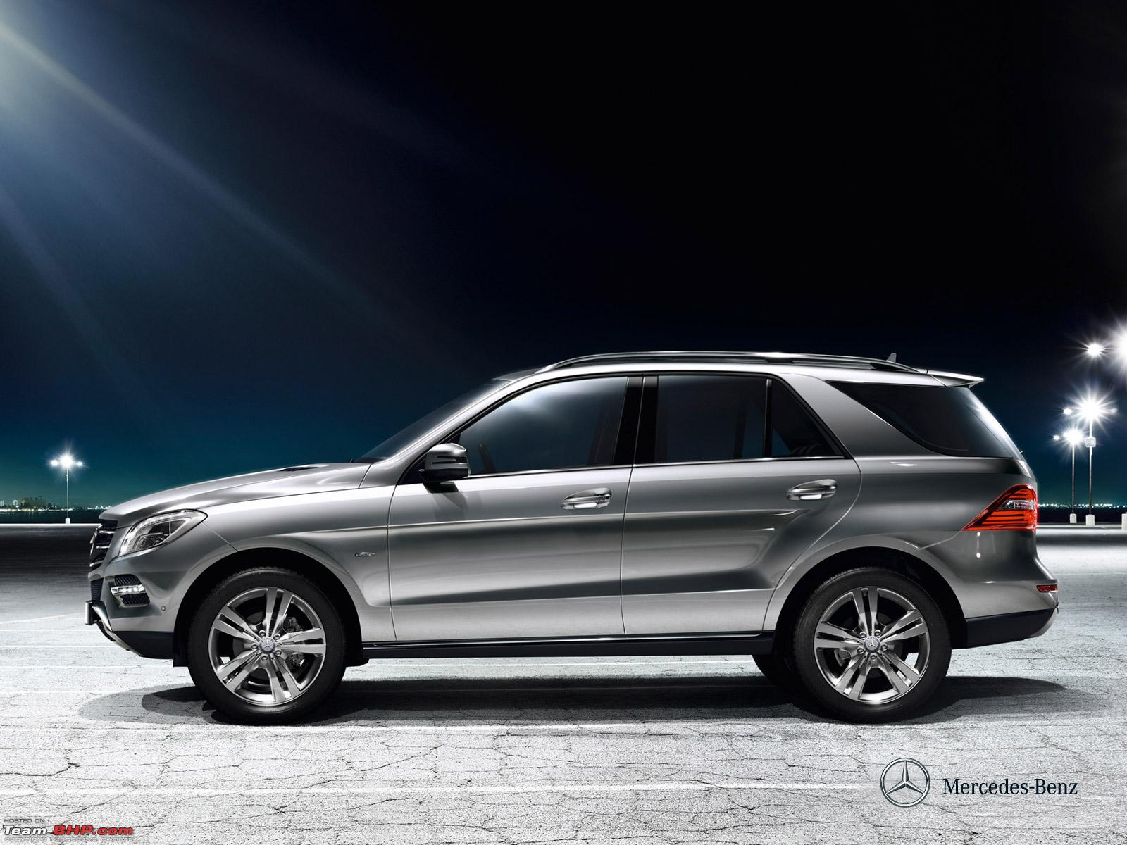 Mercedes Ml  Height
