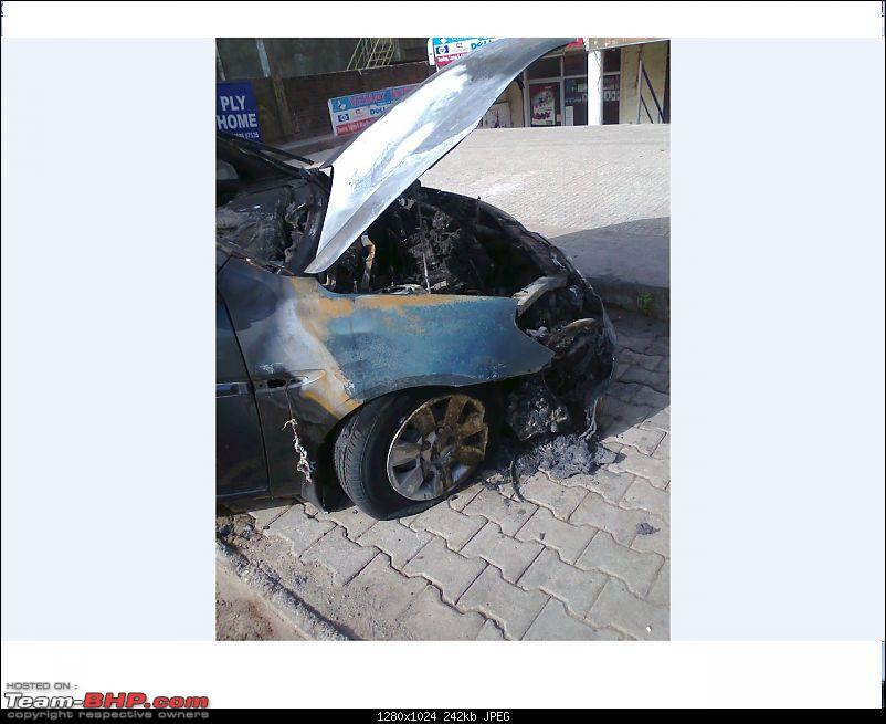 Accidents : Vehicles catching Fire in India-verna-fire-1.jpg