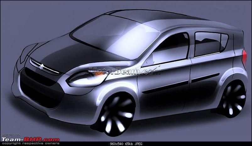 New Maruti Alto 800. EDIT : CLEAR scoop pictures on Page 18 & 20 - Now Launched-2013marutialtoreplacement1.jpg