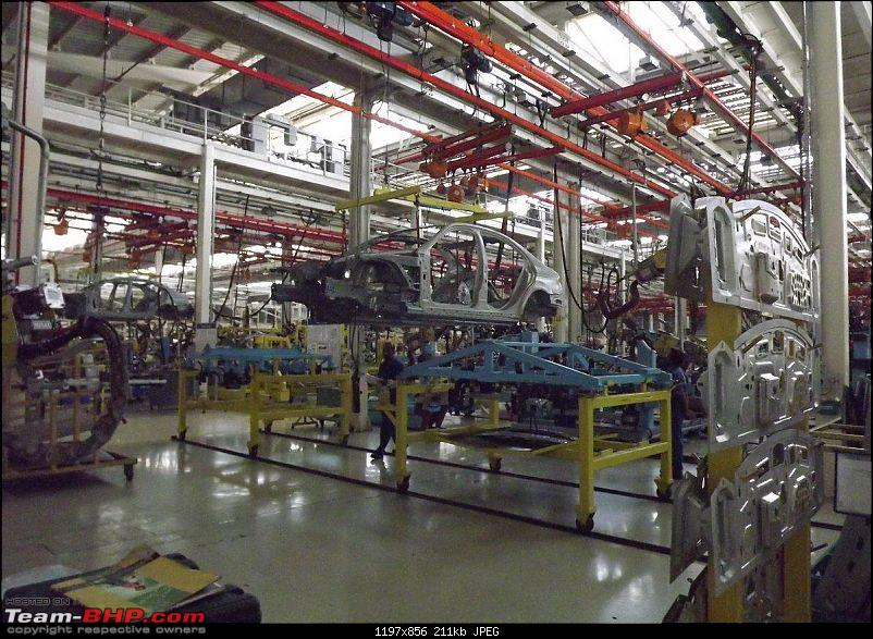 Why this Kolaveri for the Indian Car Industry?!!-mercedes-factory-chakkan.jpg