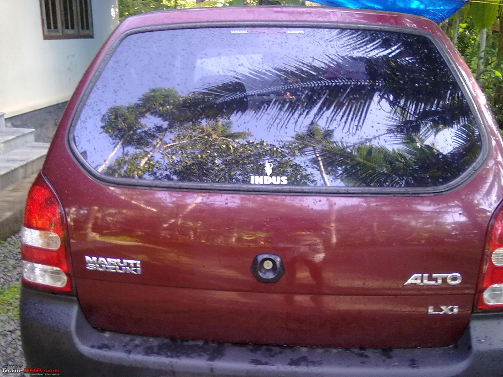 Car stickers design for alto - Going Cheap The Maruti Way Comparing The Maruti Alto Versions 060720121117 Jpg