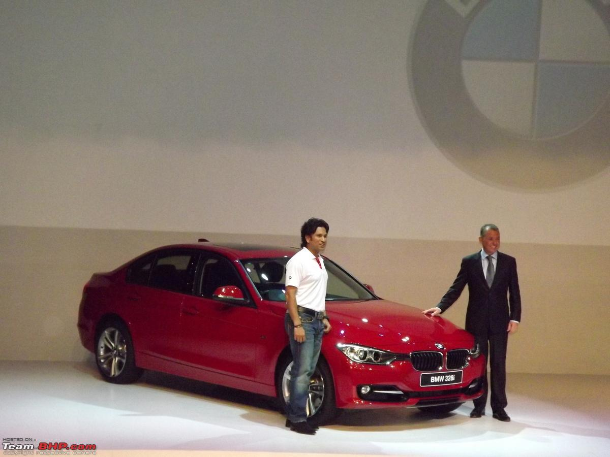 2012 Bmw 3 Series Official Launch Report Team Bhp