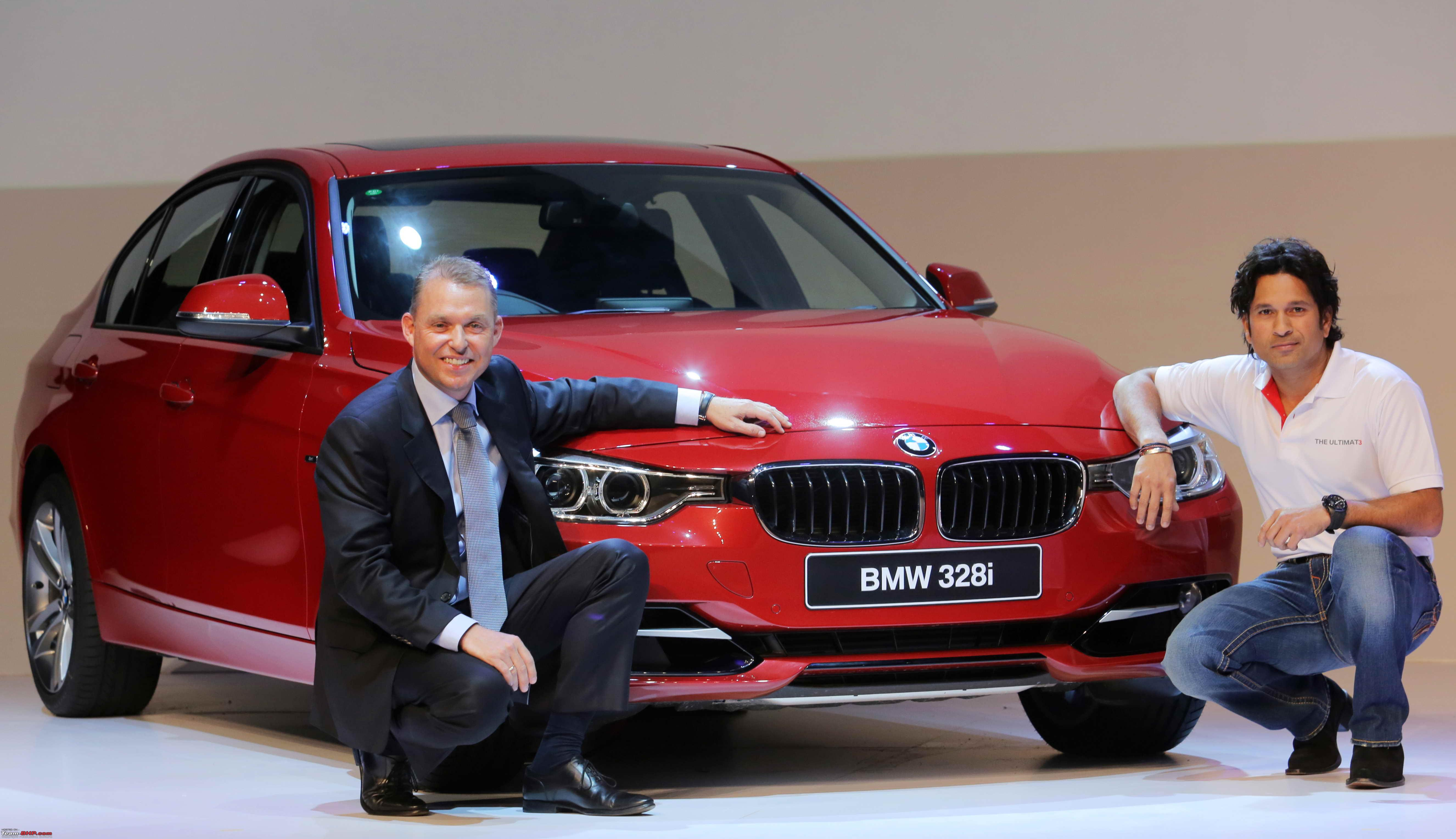 Car models com 2012 bmw 3 series - 2012 Bmw 3 Series Official Launch Report Sachin Tendulkar Dr