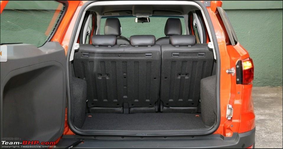 Ford Ecosport Seating Arrangement Wwwpixsharkcom