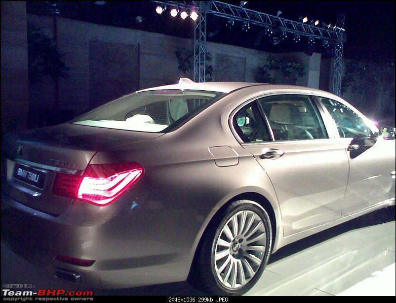 BMW launches new 7 series in BMW studio, Janpath, Delhi-31012009054.jpg