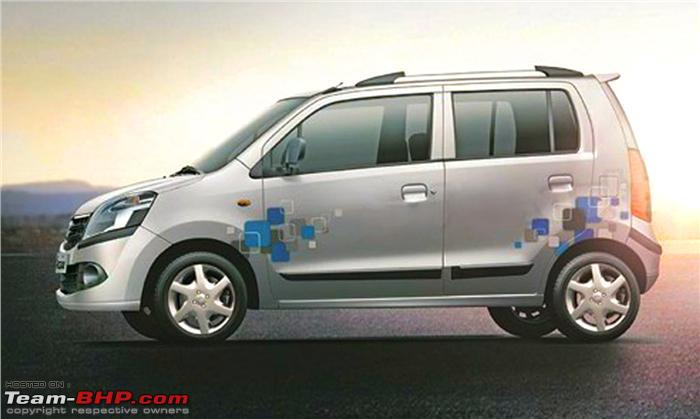 Pic source maruti launches wagon r pro news autocar india