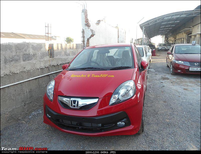 Honda to Launch BRIO Automatic by Diwali EDIT - Clear Pics on Pg 7 & 10-dsc05305.jpg