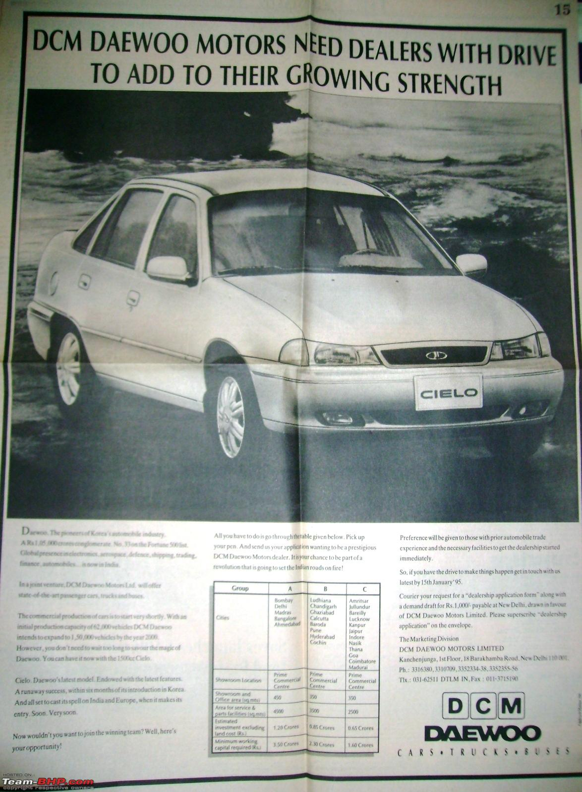 Cielo, Astra, Escort & other yesteryear Cars - Where have they ...