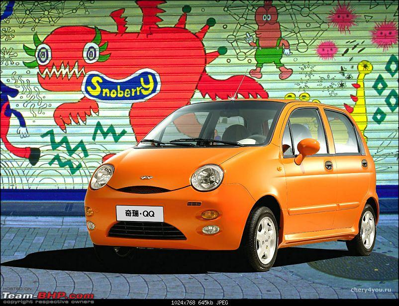 Chinese Chery may drive into India-chery_qq1.jpg
