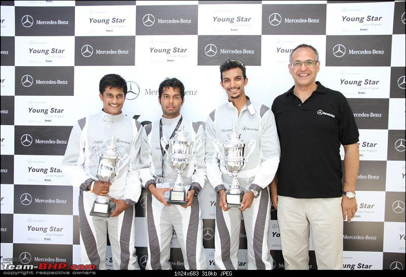 Mercedes Benz crowns Niranjan B Todkar as India's Young Star Driver-mercedes-benz-young-star-driver-winner-podium.jpg