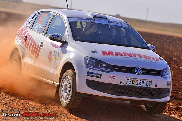 Volkswagen Developing Polo R2 For National Rally Championship Team Bhp