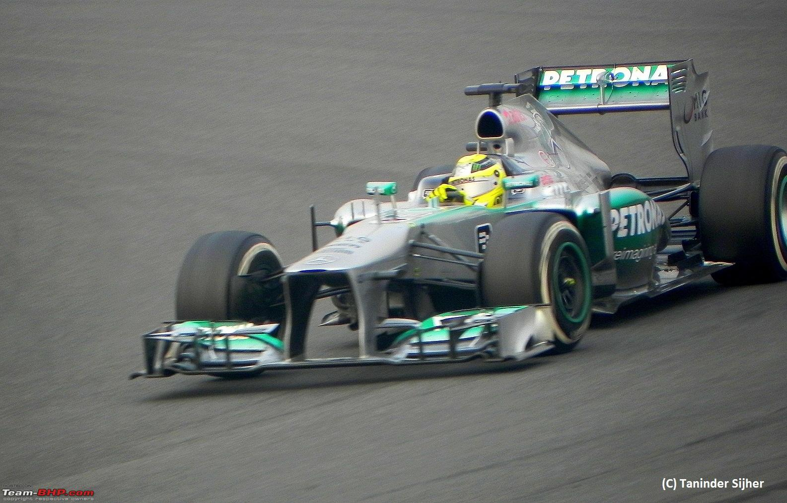 2013 Indian F1 Race at BIC (First LIVE Experience): Photo & Video Blog - Team-BHP