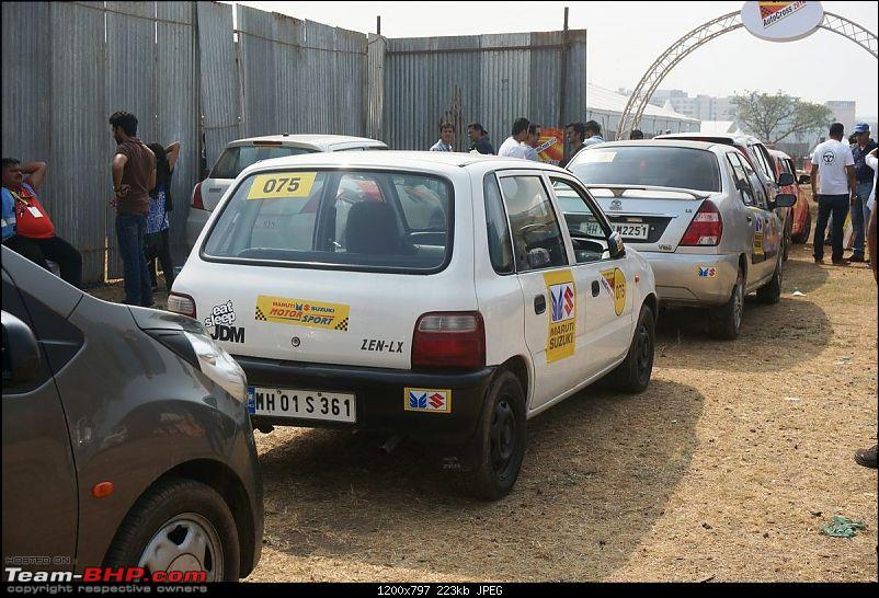 Mumbai: Maruti Suzuki Autocross starts on 13th December, 2014-autocross10.jpg