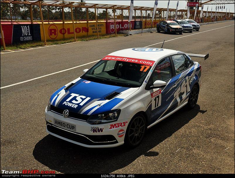 Driven: The VW Ameo Cup Race Car @ Kari Speedway (1.8L TSI, 202 BHP, 320 Nm)-dsc_0353.jpg