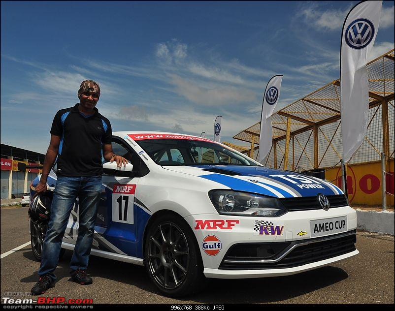 Driven: The VW Ameo Cup Race Car @ Kari Speedway (1.8L TSI, 202 BHP, 320 Nm)-dsc_0432.jpg