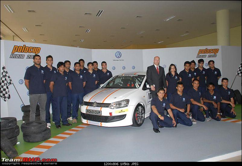VW Polo Cup India : The Driver lineup announced!-pic-1.jpg