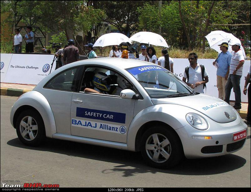 Report and PICS : VW Polo Cup! First race at Pune-4.jpg