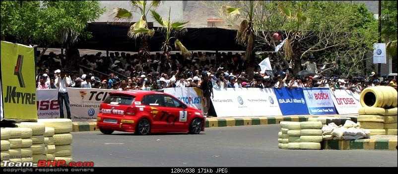 Report and PICS : VW Polo Cup! First race at Pune-7.jpg