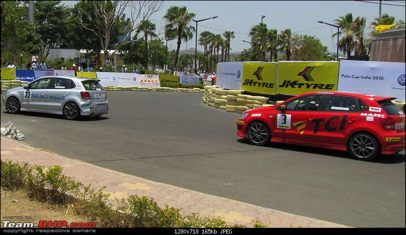Report and PICS : VW Polo Cup! First race at Pune-12.jpg