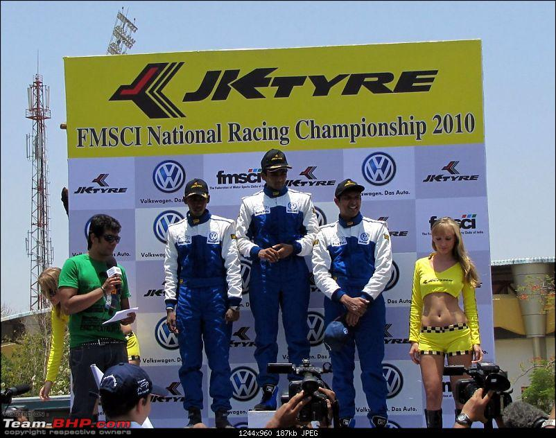 Report and PICS : VW Polo Cup! First race at Pune-19.jpg