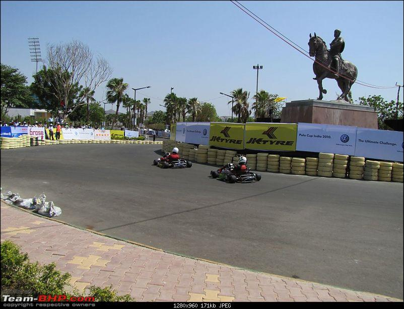 Report and PICS : VW Polo Cup! First race at Pune-3.jpg
