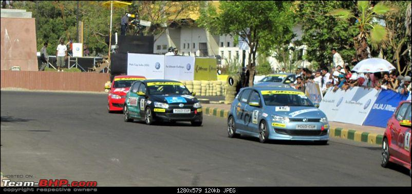 Report and PICS : VW Polo Cup! First race at Pune-6.jpg
