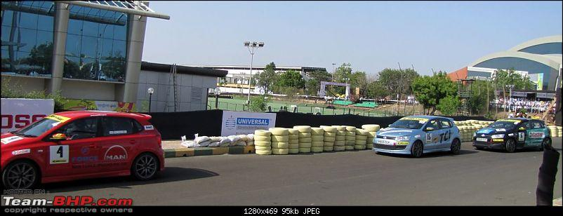 Report and PICS : VW Polo Cup! First race at Pune-13.jpg