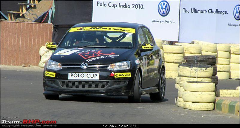 Report and PICS : VW Polo Cup! First race at Pune-17.jpg