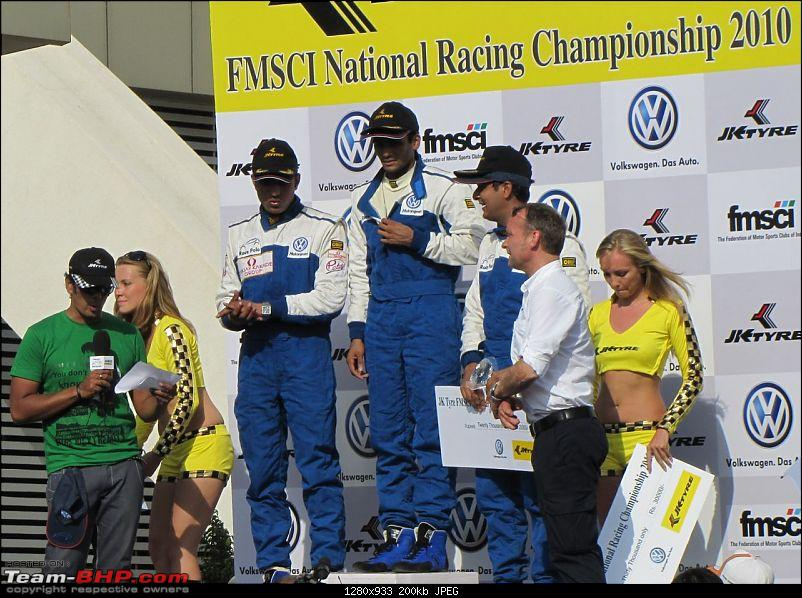 Report and PICS : VW Polo Cup! First race at Pune-20.jpg