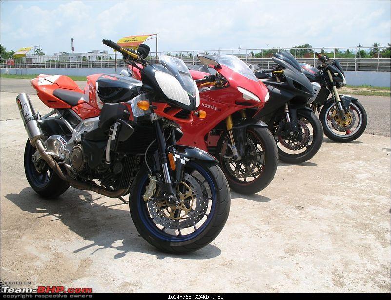 Superbike Track practice at Chennai 3/29-allbikes.jpg