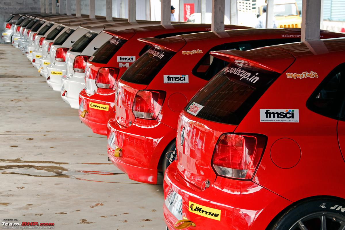 My Experience Racing In The 2011 Vw Polo R Cup Team Bhp