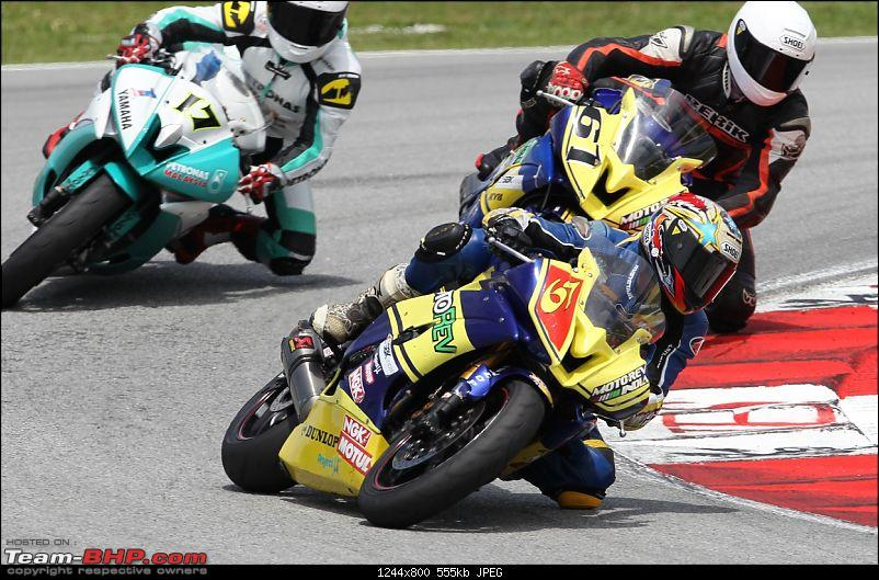 Chennai to host 3rd round of the 2011 Petronas Asia Road Racing Championship (ARRC)-rajini_67_action.jpg