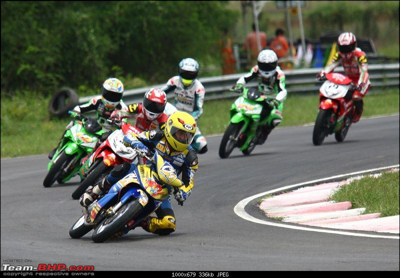 Chennai to host 3rd round of the 2011 Petronas Asia Road Racing Championship (ARRC)-underbone-115-actions.jpg