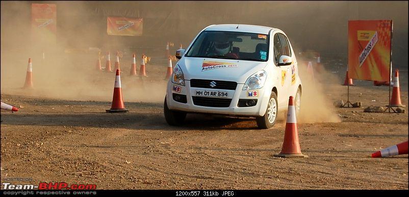 Maruti Suzuki Autocross at Autocar Performance Show. EDIT: Video, Pics & Report added-autocross-2011-mumbai-8.jpg